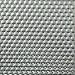 Stainless Steel Texture Sheet