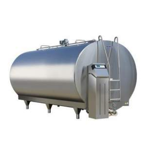 Milk Storage Tank Manufacturer In Surat
