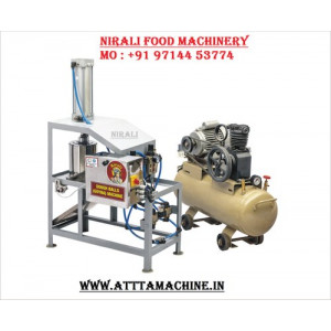 Stainless Steel Dough Making Machine
