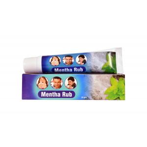 Mentha Rub Cream