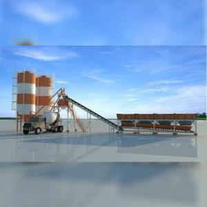 Ready Mix Concrete Plant - CP - 30