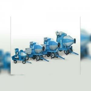 Reversible Concrete Mixer Batching Plant
