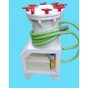 P.P Electroplating Filter Pump