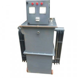 Three Phase Electroplating Oil Cooled Rectifier