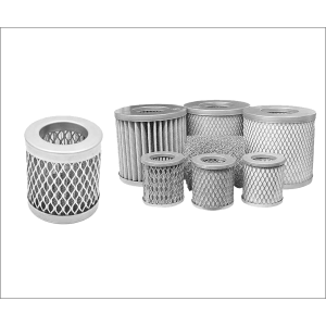 Stainless Steel Media Filter