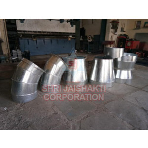 GI Duct Reducers