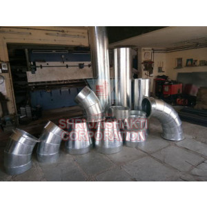 Industrial Ducting Work