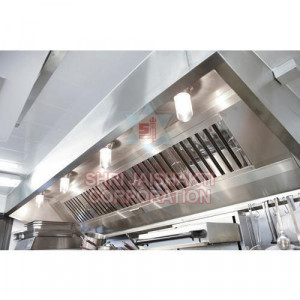 Kitchen Exhaust Hood & System