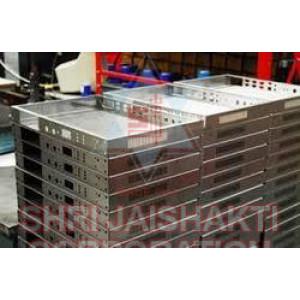 Metal Fabrication - Laser Cutting