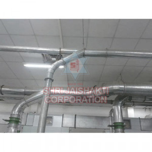 MS Duct Fabrication Services
