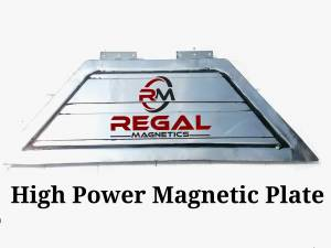 Plate Type Magnet Manufacturers In Adhen
