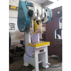 Power Press Full Steel Body Machine