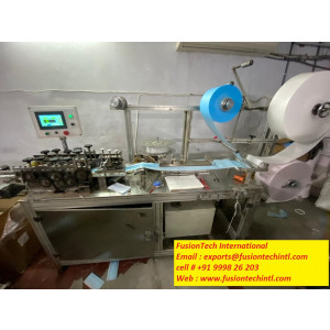 Kn95 Mask Making Machine