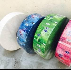 Stiffener Printed Wrapper