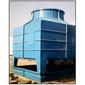 Counter Flow Induced Draft Cooling Towers
