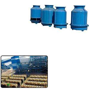 Evaporative Cooling Towers For Chemical Industry
