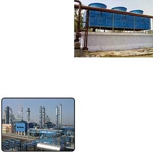 Multi Cell Cooling Towers For Chemical Industry