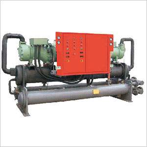 Multiple Compressor Water Cooled Screw Chillers