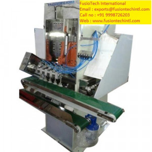Supplier Of 8 Cavity Soap Stamping Machine Near El-Corpus Honduras