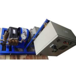 Electric Hydrostatic Pressure Test Pump 500 Bar