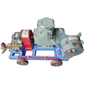 High Pressure Triplex Jet Pump System