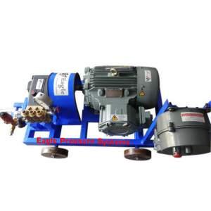 Triplex Jetting Pressure Pumps