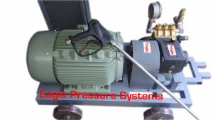 High Pressure jetting pump systems