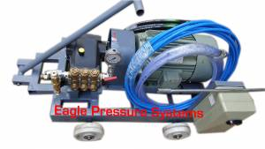 Heat Exchanger cum condensor tube cleaning jet pump systems
