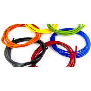 Silicone Colored Tubing