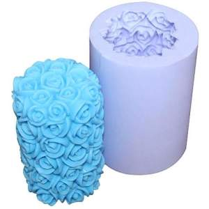 Silicone Rubber Candle Mould
