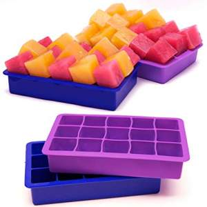 Silicone Rubber Ice Cube Tray