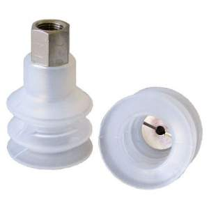 Silicone Rubber Suction Bellow