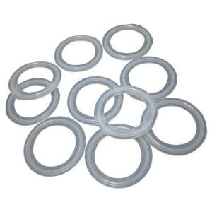 Silicone Rubber Tri Clamp Gasket