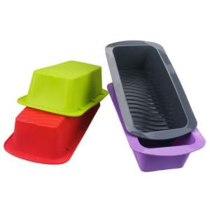 Silicone Rubber Bread Mould Manufacturer In Mumbai