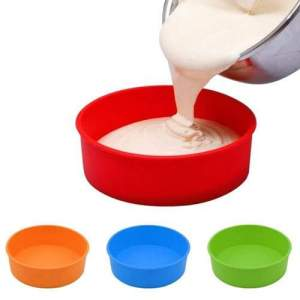 SILICONE RUBBER CAKE MOULD Manufacturer In Mumbai