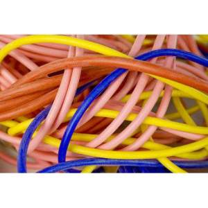SILICONE RUBBER CORD Manufacturer In Bangalore