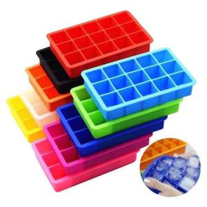 Silicone Rubber Ice Cube Tray Manufacturer In Gandhidham