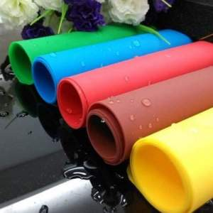 SILICONE RUBBER SHEET Manufacturer In Ahmedabad