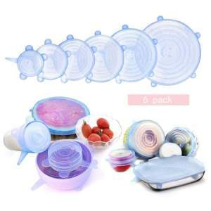 SILICONE STRETCH LIDS FOR BOWL Manufacturer In Bhopal