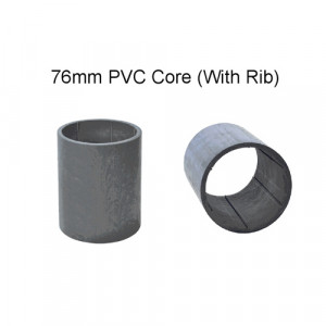 6 Inch Plane PVC Core