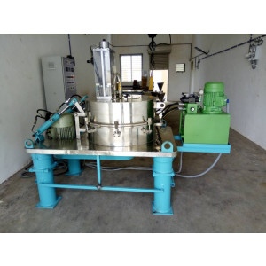BOTTOM DISCHARGE CENTRIFUGE Manufacturers In Tongi
