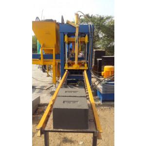 Concrete Block Making Machine Manufacturer In Dhanbad