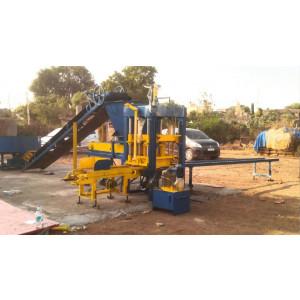 Manual Paver Block Making Machine Manufacturer In Anand