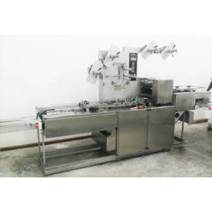 Toilet Soap Wrapping Machine