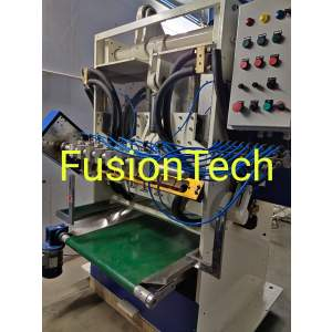 Supplier Of 8 Cavity Soap Stamping Machine In Amst El-veen Netherland