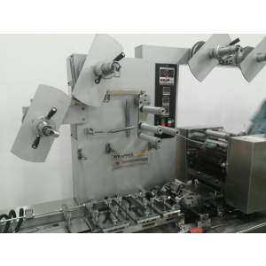 Supplier Of Automatic Soap Wrapping Machine With Servo Motor In Appingedam Netherland