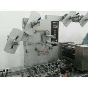 Supplier Of Lux Type Soap Wrapping Machine In AlphenaandenRijn Netherland