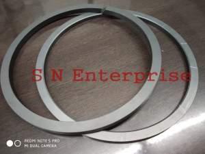 Carbon Filled Piston Ring