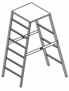 Staps Ladder
