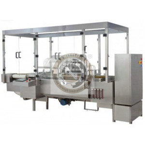 Automatic Eight Head Vertical Ampoule Filling And Sealing Machine